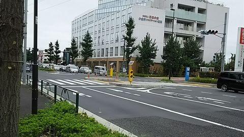 府中運転免許試験場,免許更新,駐車場