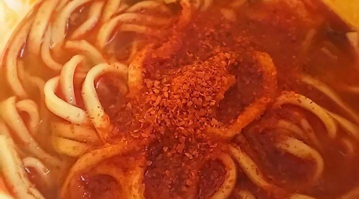 辛い,蒙古タンメン中本,カップ麺,セブンイレブン限定,moukotanmennakamoto-cupmen-sevenereven18070810