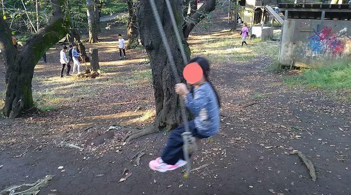 羽根木公園,子連れ,迷路,プレイパーク,駐車場,hanegikouenplaypark18102705